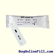 Single Panel MTD (Methadone) Home Urine Test Kit